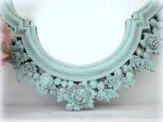 shabby chic furniture teal colour - Google Search