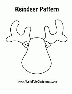 DIY Felt Christmas Ornament Pattern and Template DIY Felt Christmas Ornament Tutorials – Kostenlose Vorlagen Deer Felt Christmas Ornaments, Christmas Projects, Christmas Holidays, Reindeer Christmas, Felt Christmas Stockings, Felt Stocking, Simple Christmas, Christmas Sweaters, Candy Cane Reindeer