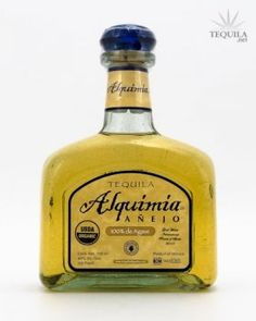 Alquimia Tequila Anejo - Tequila Reviews at TEQUILA.net