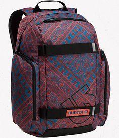 burton backpack @Sundi Martin Urban Boutique