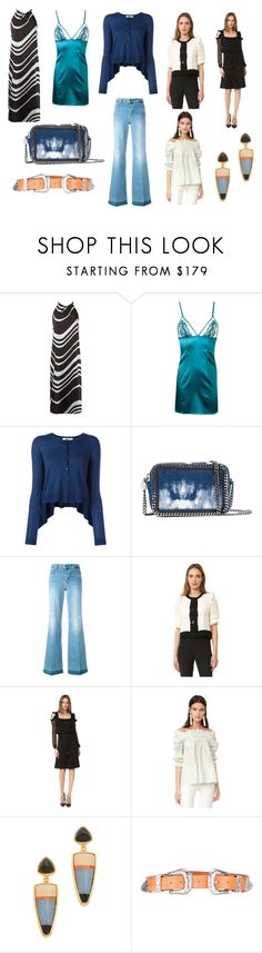 """""""Wow!! Best Soft Look"""" by donna-wang1 ❤ liked on Polyvore featuring Andrea Marques, Fleur of England, Dorothee Schumacher, STELLA McCARTNEY, Amelia Toro, Lizzie Fortunato and B-Low the Belt"""