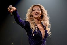 Pin for Later: The 20 Celebrities Who Got Britain Talking in 2014 6. Beyoncé Those divorce rumours apart, Beyoncé kept us talking this year with new music, hair changes, bikini snaps, and a Topshop collaboration.
