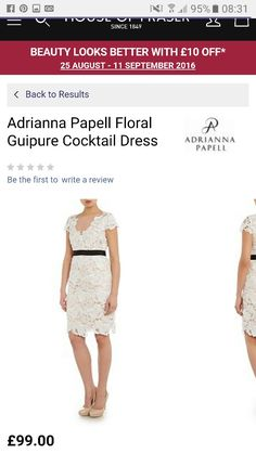 11. September, Adrianna Papell, Peplum Dress, Floral, Beauty, Dresses, Fashion, Vestidos, Moda