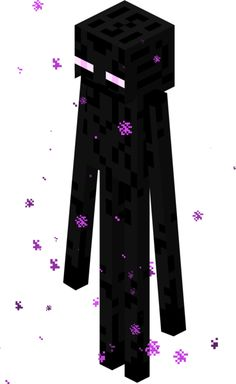 [view] • [talk] Endermen are neutral 3-block tall mobs that live in The End and spawn in huge numbers. They are extraterrestrial creatures that occasionally teleport to the Overworld, but are rare in comparison to other mobs. Their two iconic abilities are the ability to pick up blocks and place them elsewhere, and their ability to teleport. When teleporting, an Enderman will leave a faint trail of purple particles leading to where it teleported to. Endermen are also a parody of…