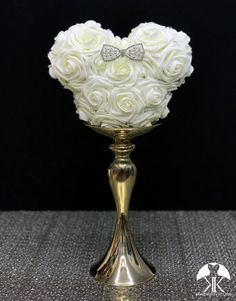IVORY MICKEY Flower Ball With Rhinestone PEARL Bow BROOCH. Mickey Bridesmaids Bouquet. Mickey Flower Girl Bouquet. Mickey Centerpiece. Mickey Birthday Party. MINNIE Mouse Centerpiece. Minnie Birthday Party. Mickey Wedding. Minnie Mouse Wedding. Minnie Mouse Flower Girl Bouquet. Mickey Baby Shower. Blush And Grey Wedding, Aqua Wedding, Dusty Rose Wedding, Bling Wedding, Lace Wedding, Rainbow Wedding, Peacock Wedding, Luxury Wedding, Wedding Dresses