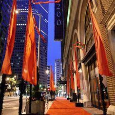 Atlanta International Fashion Week venue - 200 Peachtree
