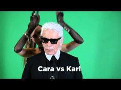 Teaser Making of Melissa + Karl Lagerfeld