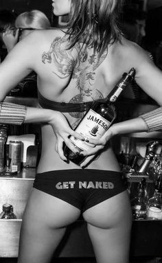 That's a sexy bottle of Jameson! #jameson