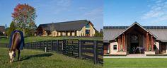 Cocheiras para cavalos projeto de arquitetura