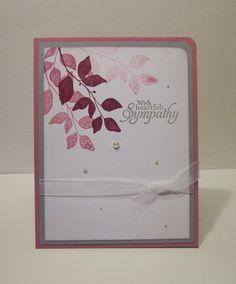 CC602v Guest Designer Sample- Gail's card