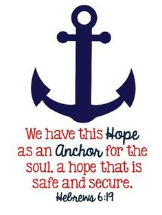 This product contains for posters to be used in your nautical themed classroom. The posters contain anchors, sailboats and lighthouses. You will receive two inspirational quotes and two Bible verse posters. The verses included are Hebrews 6:19 and Psalm 95:4.