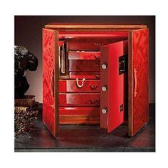 Luxury Safes Brands You Can See at Maison et Objet Paris Big Design, House Design, Panic Rooms, Wardrobe Design, Jewelry Armoire, Luxury Furniture, Contemporary Design, Locker Storage, Color Schemes