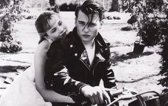 Cry Baby (1990). I want a t-shirt with just this photo on it.