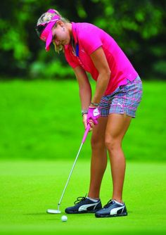 Start golfer Lexi Thompson shares her fitness routine | article Gold Coast Magazine  www.FortLauderdaleDaily.com