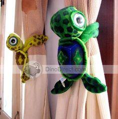 Wholesale Cartoon Turtle Shape Curtain Tie Back - DinoDirect.com