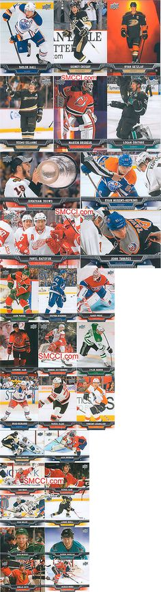 Ice Hockey Cards 216: 2013 2014 Upper Deck Nhl Hockey Complete Mint Basic Series 1 And 2 Set 400 Cards -> BUY IT NOW ONLY: $49.99 on eBay!