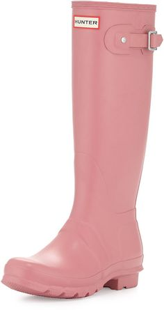 Hunter Boot Original Tall Rubber Boot, Watermelon