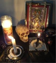 Wicca, Magick, Witchcraft, Pagan, Candle Spells, Candle Magic, Reverse Mirror, Magic Herbs, Protection Spells