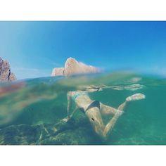 #gopro #summer #beach #sea #cantabria #arnia #holiday