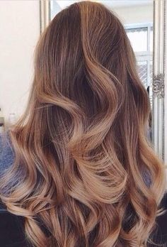 Balayage curly hair #gorgeoushair