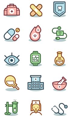 Capitalist Icons Set A collection of 600 icons in 2 styles with an original look and start-up spirit by PixelBuddha Flat Design Icons, Icon Design, Logo Design, Graphic Design, Flat Icons, Flat Ui, Design Web, Medical Icon, Line Icon