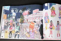 Voyage au Japon, Tome 1: Tokyo by Parka81, via Flickr
