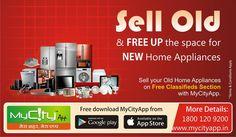 #classifieds #mycity #sellold #2ndhand #sellonline