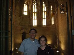 En la catedral antigua de lleida