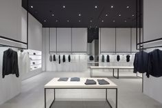 Nendo: Theory shops, Los Angeles
