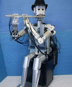 10 somewhat-creepy real-life robots