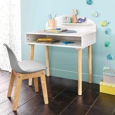 Child's White Desk | Maisons du Monde