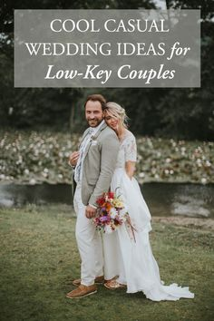 We've gathered some casual wedding ideas inspired by our most laid-back Junebug couples to help you create that carefree vibe with a cool, unique flair. beach wedding Cool Casual Wedding Ideas for Low-Key Couples Laid Back Wedding, Plan Your Wedding, Perfect Wedding, Dream Wedding, Wedding Day, Elegant Wedding, Spring Wedding, Wedding Stuff, Nontraditional Wedding Ceremony
