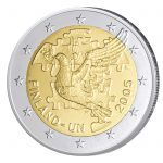 Finnland 2 Euro Sondermünze 2005 – Vereinte Nationen