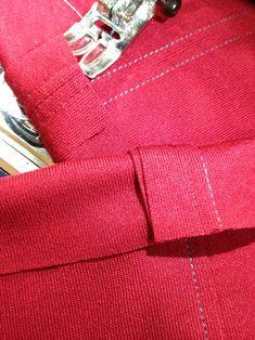 Как укрепить швы в изделиях из трикотажа: стабилизирующие швы