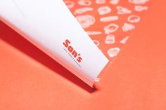 Sans - Restaurant on Behance
