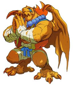 Garr, Breath of Fire III. ★    CHARACTER DESIGN REFERENCES™ (https://www.facebook.com/CharacterDesignReferences & https://www.pinterest.com/characterdesigh) • Love Character Design? Join the #CDChallenge (link→ https://www.facebook.com/groups/CharacterDesignChallenge) Share your unique vision of a theme, promote your art in a community of over 45.000 artists!    ★