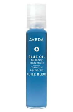 Aveda 'Blue Oil' Balancing Concentrate. Amazing for relieving tension and headaches.