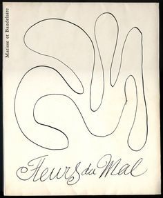 Henri Matisse Illustrates Baudelaire's Censored Poetry Collection, Les Fleurs du Mal