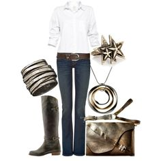"""""""Rustic"""" by lagu on Polyvore"""