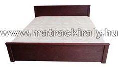 Ágykeretek, Fenyő ágykeret, Bükk ágykeret, Trópusi fa ágykeret, Egyszemélyes és kétszemélyes ágykeret. www.matrackiraly.hu egeszsegpenztarra