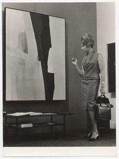 "Tentoonstelling ""Mara"" - Ad Libitum - Antwerpen - 1961"