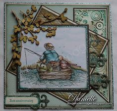 Bonne fête au masculin / Happy birthday - a masculine card http://au-deladesimages.blogspot.ca/2012/11/bonne-fete-au-masculin-happy-birthday.html