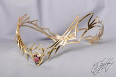 Fantasy Hair, Fantasy Jewelry, Fantasy Makeup, Thranduil, Cute Jewelry, Jewelry Accessories, Dragon Princess, High Fashion Makeup, Diamond Tiara