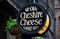 Ye Olde Cheshire Cheese -- Mark Twain, Alfred Tennyson, Sir Arthur Conan Doyle, William Makepeace Thackeray, W. B. Yeats, Voltaire have been here (15 Must-See Literary Sights in London | Fodors)