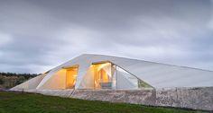 + Arquitetura :   Projeto do arquiteto James Stockwell, a residencia esta localizada em Victoria (Australia).