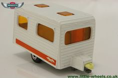 Photo of Matchbox Small Scale: Caravan
