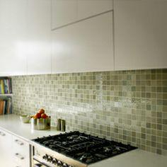 Green Splashback Tiles| Crosby Tiles | Perth | WA