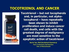 Top 3 Ways Kyani Sunset's Tocotrienol Kill Cancer :http://thekyanistore.com/kyani-science/top-3-ways-kyani-sunsets-tocotrienol-kill-cancer/