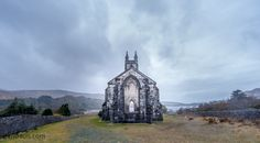 OLD DUNLEWEY CHURCH – COUNTY DONEGAL – REPUBLIC OF IRELAND ‪#‎discoverireland‬