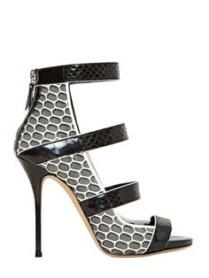 110mm Mesh Ayers Sandals
